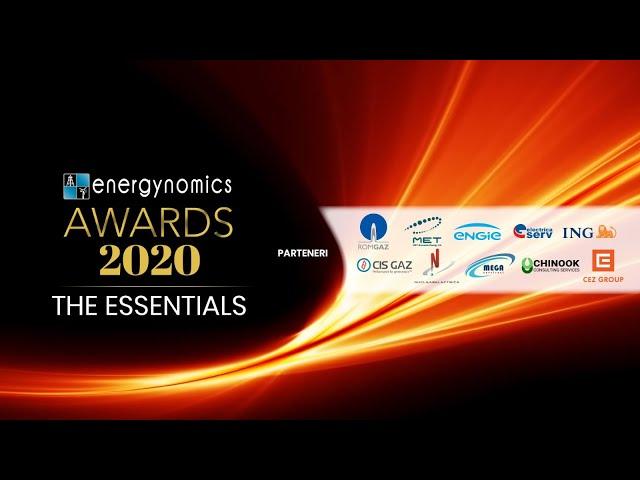 Gala Energynomics Awards 2020