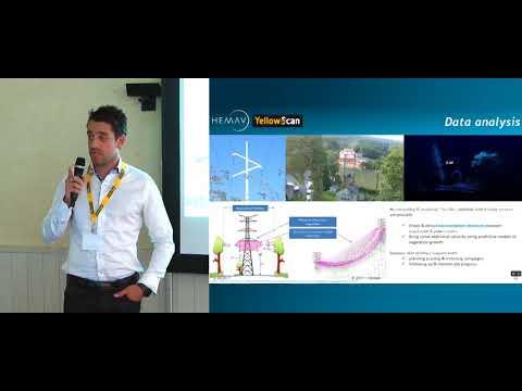 Taking Flight at ILMF: YellowScan's Surveyor Ultra High Density, Long-Range LiDAR for UAV
