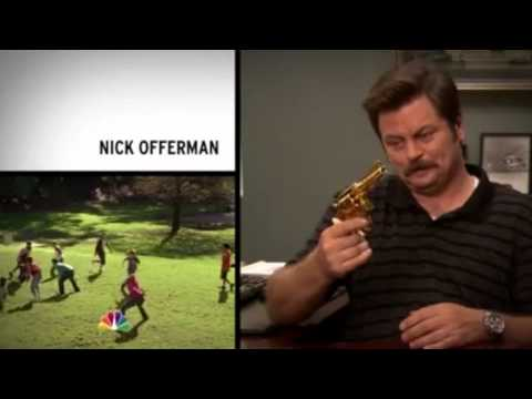 Parks and Recreation - New Intro 2014
