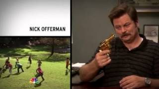 Repeat youtube video Parks and Recreation - New Intro 2014