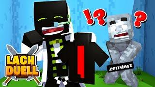 DA LACHT LARS IMMER WIEDER!- Minecraft LACHDUELL #02 [Deutsch/HD]