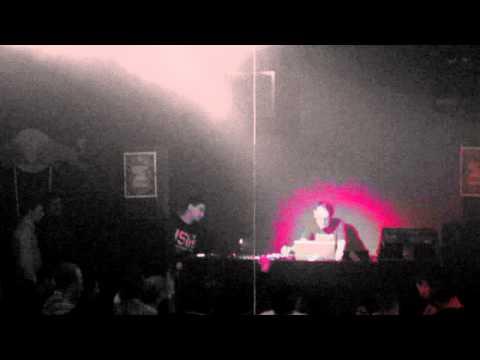 Cristian Vogel - live pa@ heraldic.SPb night (14.04.2012) 2/6