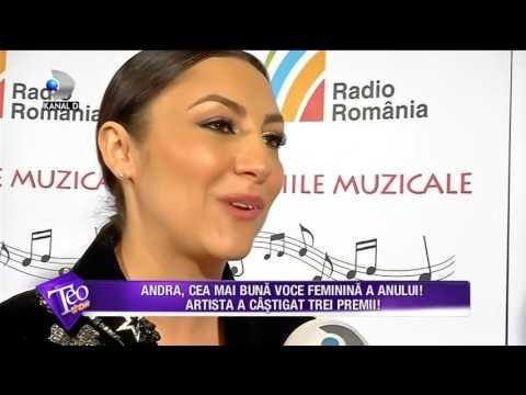 Teo Show (25.04.2017) - Andra, cea mai buna voce feminina a anului!