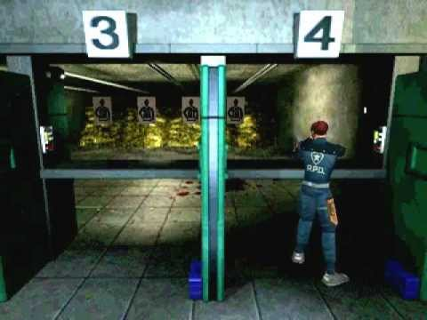 BH 1.5 Room119 Shooting Range ported to RE2 Retail (PC)