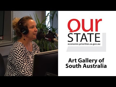OurState: Art Gallery of South Australia