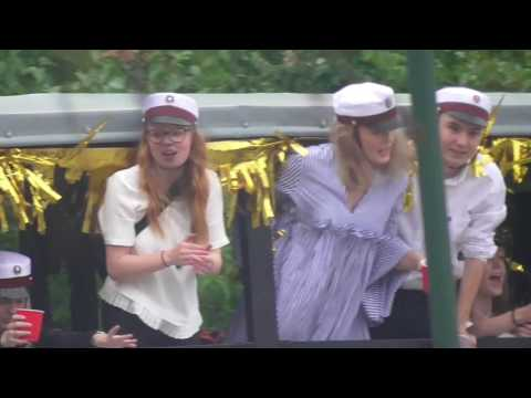 Students in Denmark 2017 - Studenter Party Roskilde