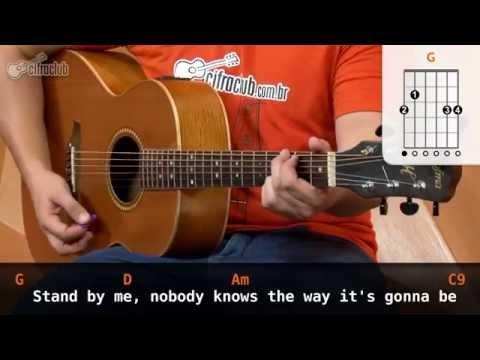 Stand By Me - Oasis (aula de violão simplificada)