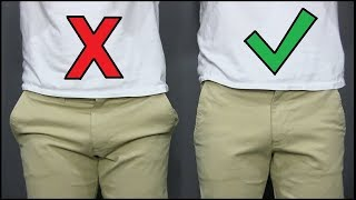 6 Tricks To Fix ANNOYING Problems ALL Guys Face!