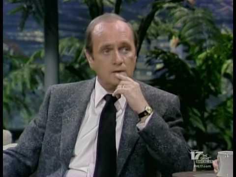 Bob Newhart Carson Tonight Show 17-09-1986