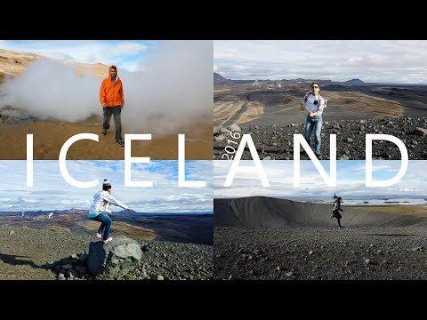 Iceland 2016 4k