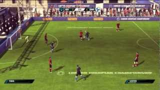 FIFA Street 2012 - Gameplay