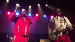 6 - The Clap - The Maxies (Live in Raleigh, NC - 1/29/16)