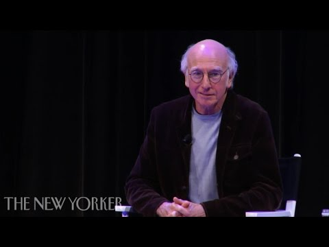 Larry David Q. & A. with a Low Talker – The New Yorker Festival