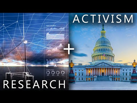 Solving Climate Change with R&D and Civic Action
