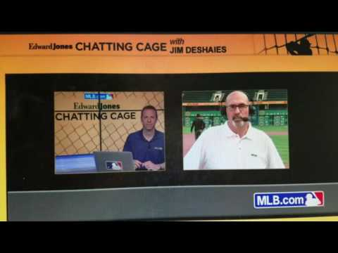Chatting Cage: Clippard answers fans' questions from YouTube · Duration:  13 minutes 31 seconds