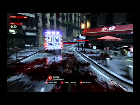 Killing Floor 2 Hell On Earth Gameplay #7: Burning Paris [Successful  Attempt]