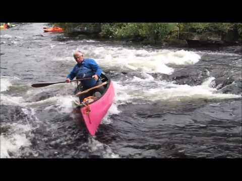 CCC 3* Open Canoe Course with Ray Goodwin
