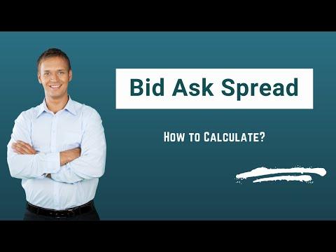 Bid Ask Spread (Formula, Examples) | Calculate Bid-Ask Spread