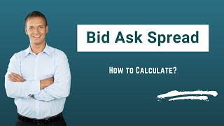 The bid-ask spread exists because of