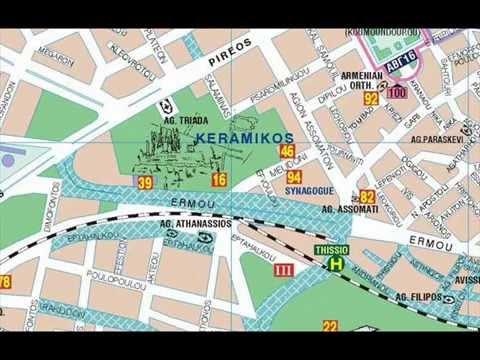 virtual tour of Athens
