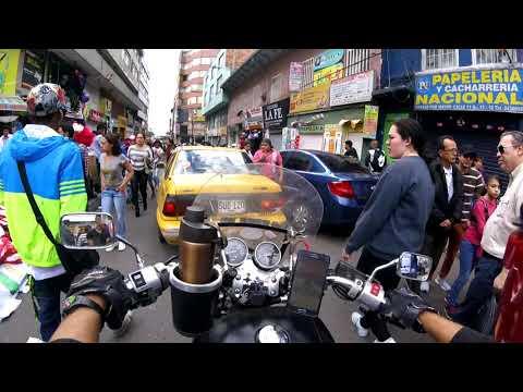 BOGOTÁ CITY - столица Колумбии #2.