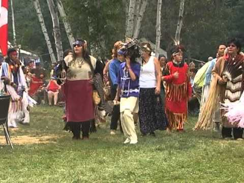 Algonquin Pow Wow,Pikwakanagan First Nation of Golden Lake, Ontario.