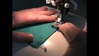 How to Sew a Straight Line on a Machine