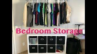 INCREASING YOUR BEDROOM STORAGE