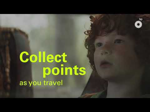 BPme Rewards – collect points as you travel