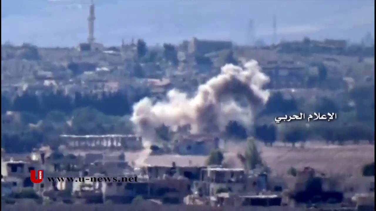 Syrian army advanced in the center of the monastery Khbayh in western Ghouta  Damascus