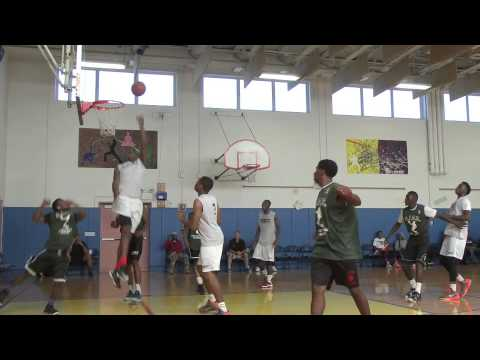 Sacred Heart high school boys(Waterbury) vs Y.A.G.A (Bayonne,NJ)2014