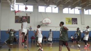 Sacred Heart high school boys(Waterbury) vs Y.A.G.A (Bayonne,NJ)2014