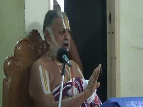 Sathumarai- Gadyatrayam- Sri U. Ve. Mannargudi Rajagopalacharyar Swami