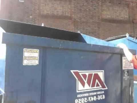 Dumpster Diving#2
