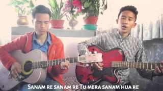 Sanam Re - Arijit Singh | cover song by Yugal Samal | we3 music