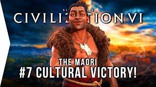 Let's Play Civ 6 Gathering Storm ► #7 Maori Cultural Victory! - [Civilization VI Gameplay]