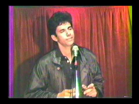 Johnny Roberts T.V. Talk Show 3-6-91 with Todd the Bubbleman, Eric Edwards and Bill Tores