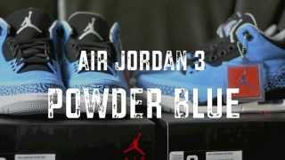 Jordan Powder Blue