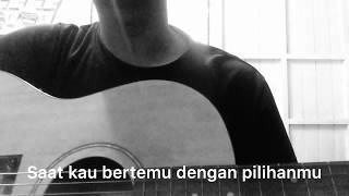 Pergi Jauh - Ayein (Acoustic Cover)+Chord