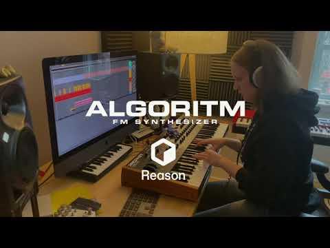 Exploring Reason's Algoritm FM Synthesizer
