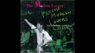 The Modern Lovers - Foggy Notion 1971 live