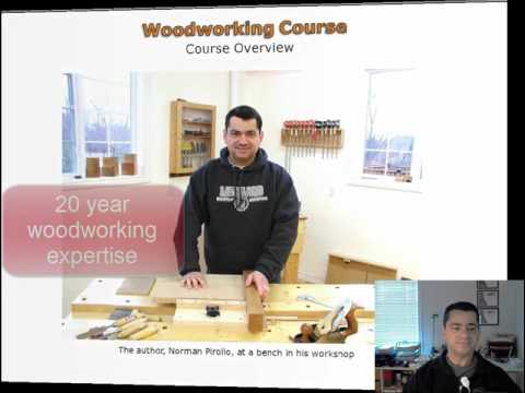 Learn Woodworking Online , Woodworking Projects, Plans and Furniture Design
