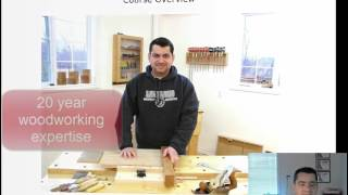 Woodworking Course, Woodworking School
