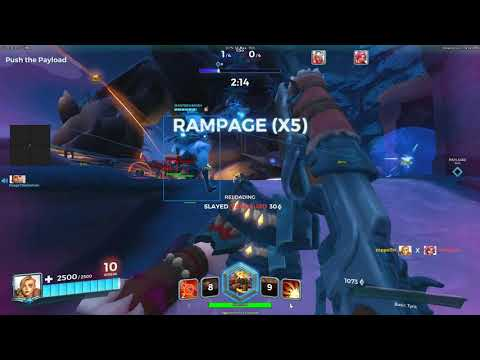 Paladins Hack: Episode 2 | Aimbot Gameplay + Download 2017 [Undetected]
