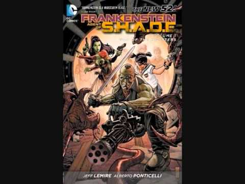 Frankenstein: Agent of S.H.A.D.E: War of the Monsters review