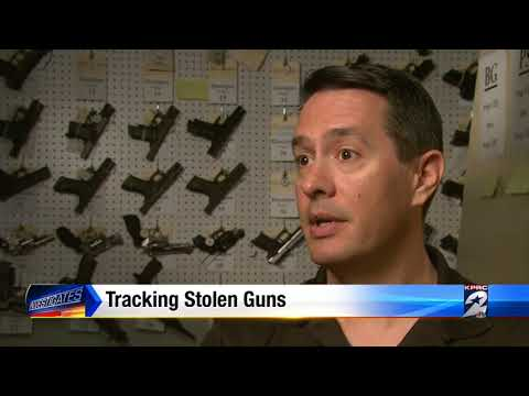 Tracking Stolen Guns