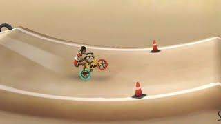 Dune Dudes World Record | Mad Skills BMX 2 screenshot 3