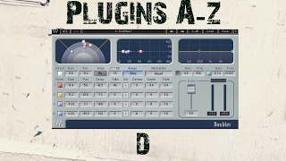 Plugins A - Z 'D' is Doubler by Waves