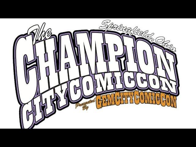 Champion City Comic Con 2020 Online Part 1