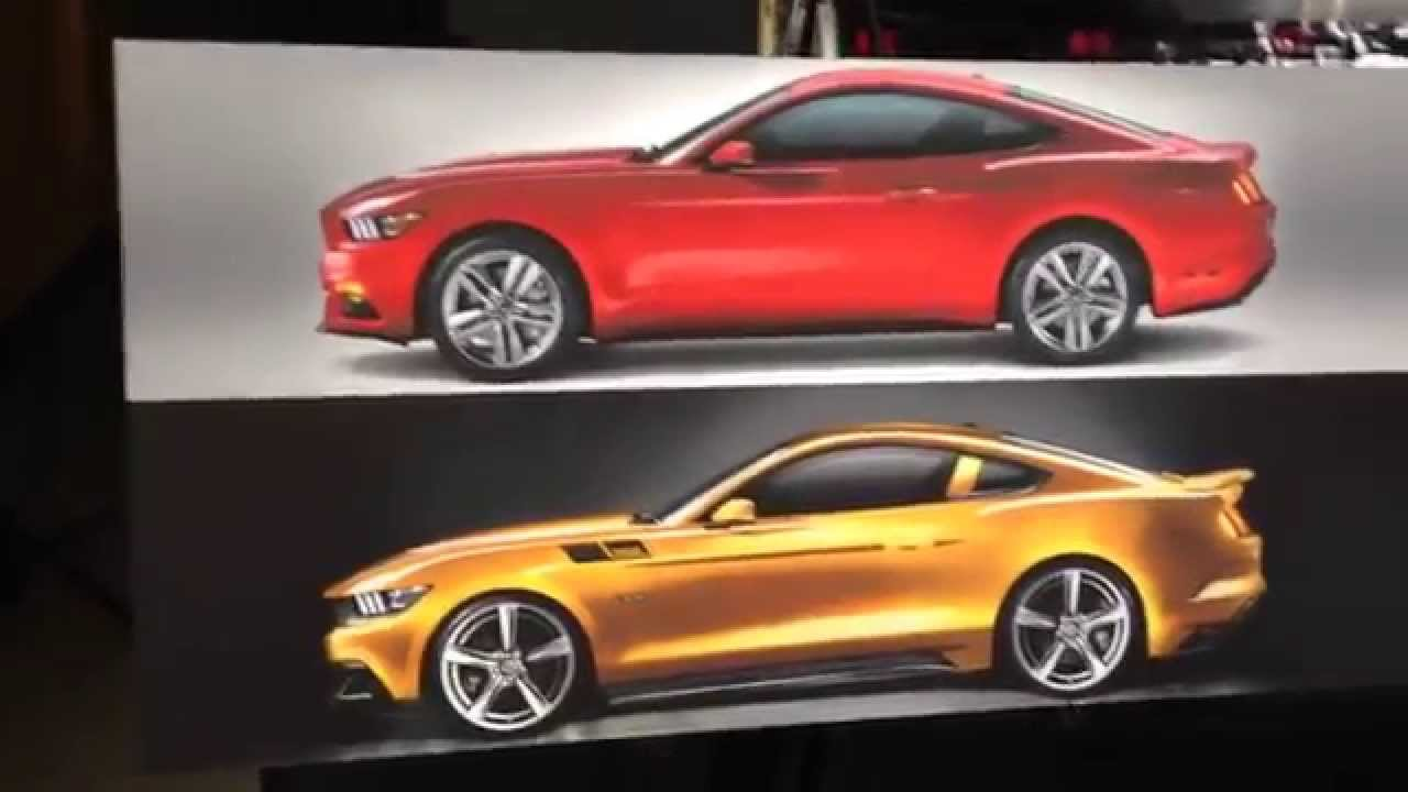 2015 Saleen Ford Mustang Introduced At Saleen Headquarters